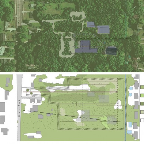 Beth Israel: Site Plan