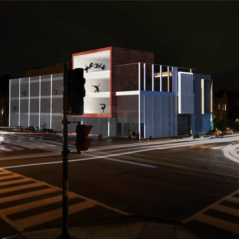 CityDance: Rendering