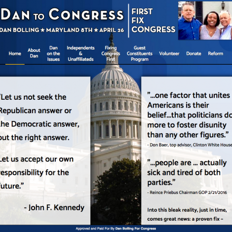 Dan For Congress