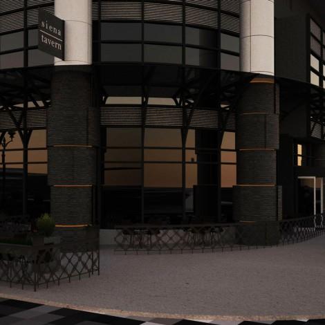 Siena Facade Concept
