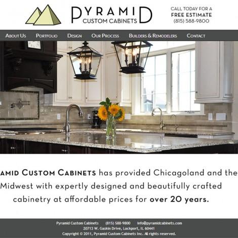 Pyramid Custom Cabinets